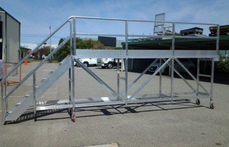 Access Aluminium Walkway