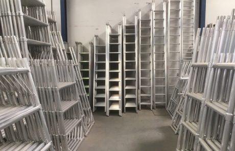 Aluminium Scaffolding Warehouse