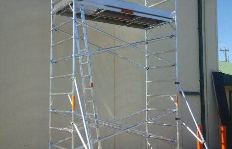 aluminium scaffold