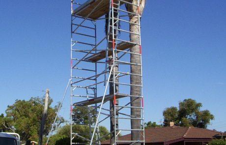 alulite scaffold hire