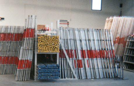 alulite scaffolds equipment