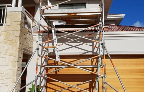 Alulite Mobile Scaffold Home